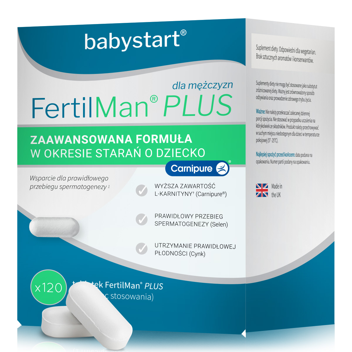 FertilMan Plus